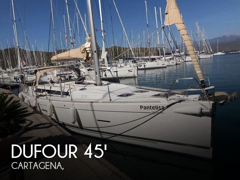 Used Dufour Boats For Sale by owner | 2014 Dufour 450 Grande Large