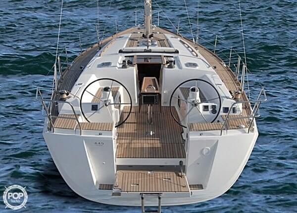 2014 Dufour boat for sale, model of the boat is 450 Grande Large & Image # 10 of 41
