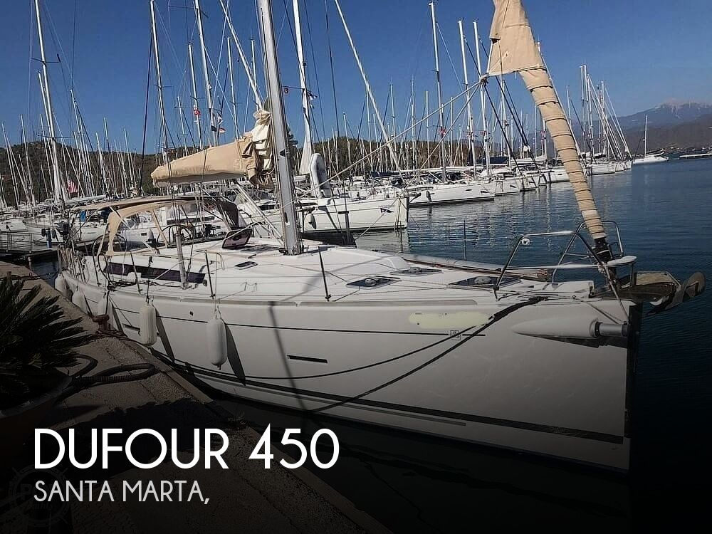 2014 Dufour boat for sale, model of the boat is 450 Grande Large & Image # 1 of 41