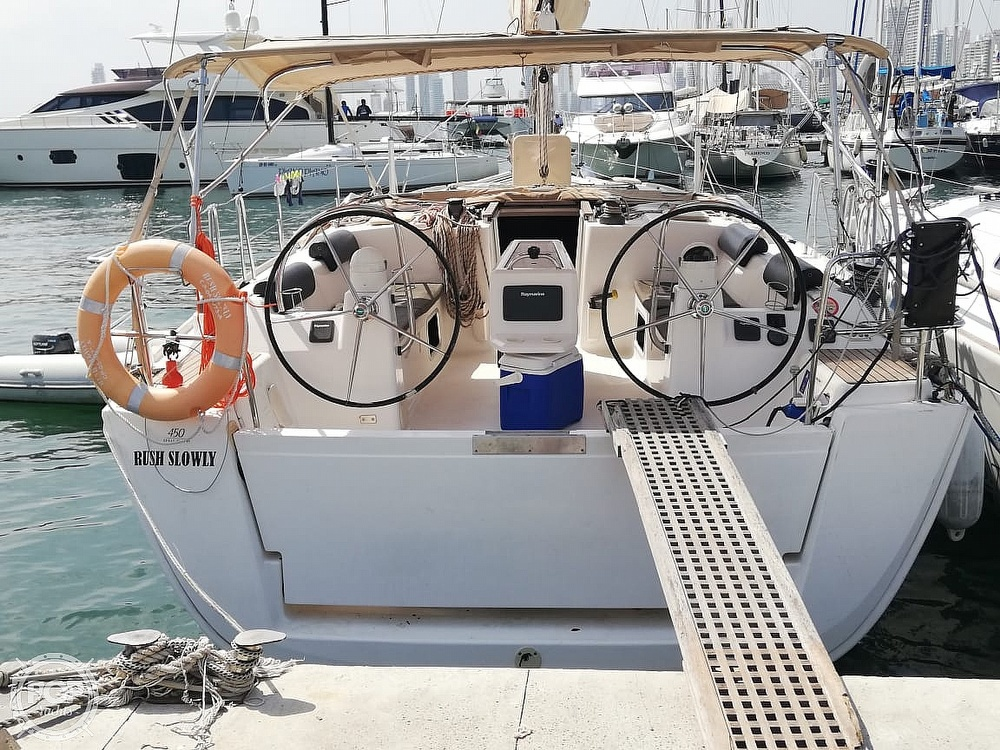 2014 Dufour boat for sale, model of the boat is 450 Grande Large & Image # 19 of 41
