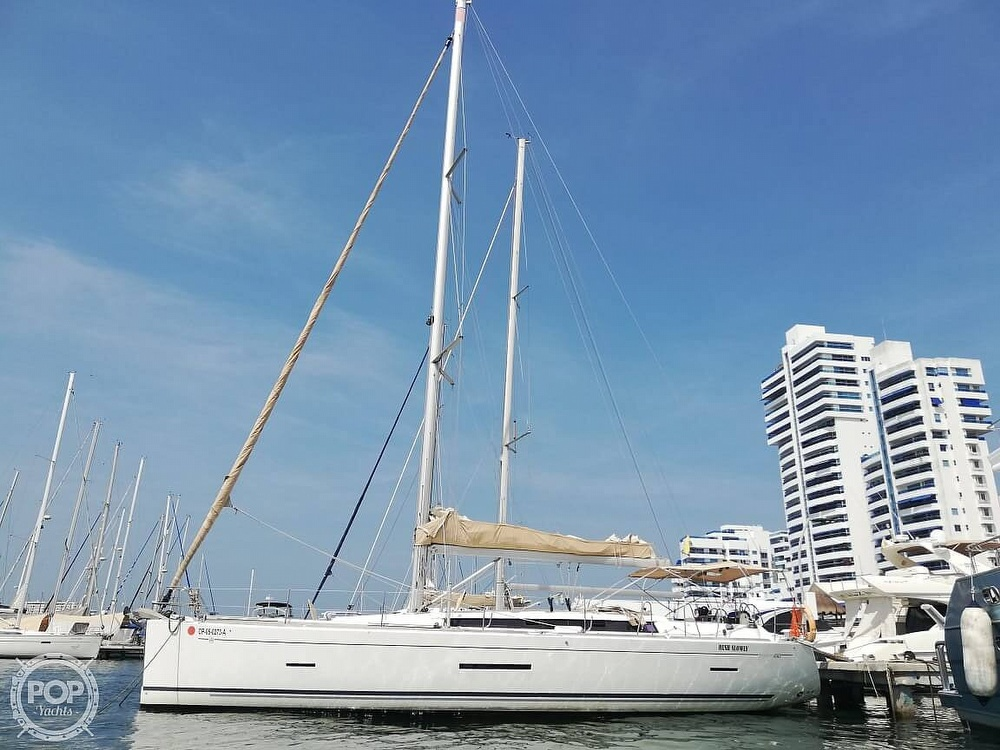 2014 Dufour boat for sale, model of the boat is 450 Grande Large & Image # 33 of 41