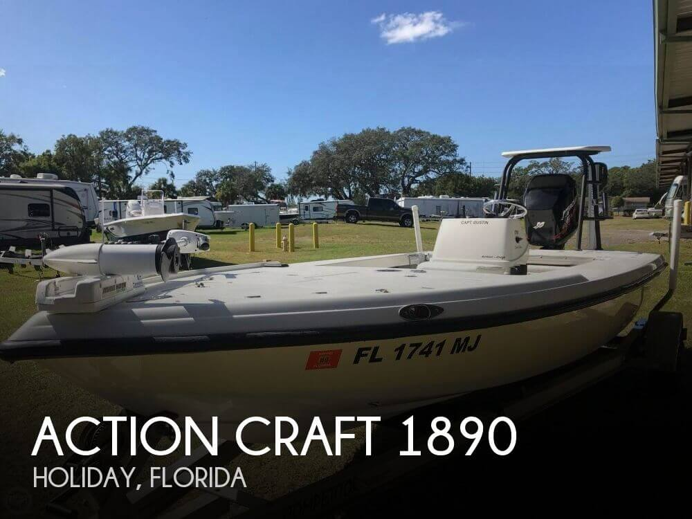 Used Action Craft Boats For Sale by owner   2001 Action Craft 18