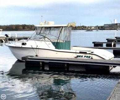 Sea Pro 255WA, 25', for sale - $17,500