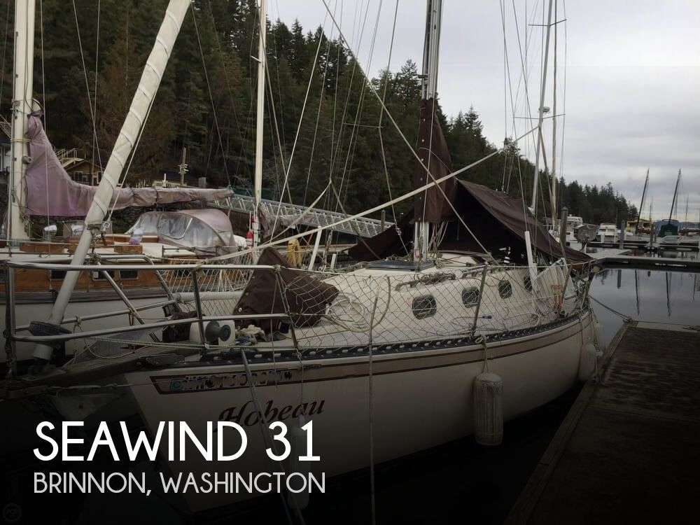 1981 SEAWIND 31 for sale