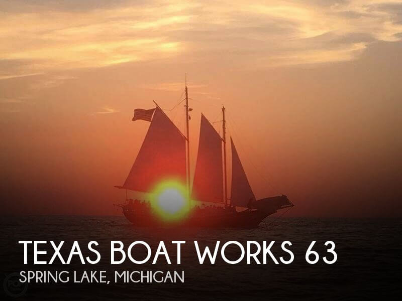 Used Boats For Sale in Grand Rapids, Michigan by owner | 1988 Texas Boat Works 63