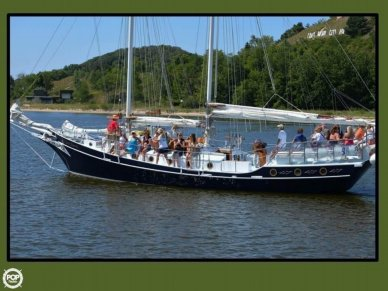 Texas Boat Works Covin Pipisstral Schooner 63, 63', for sale - $260,000