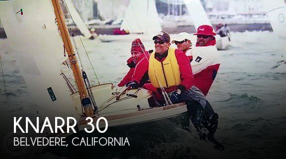 Used Boats For Sale by owner | 1984 Knarr 30