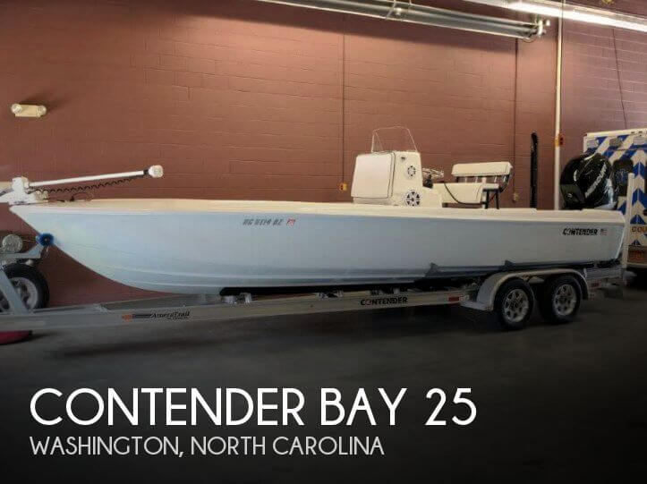 Used Boats For Sale in Rocky Mount, North Carolina by owner | 2014 Contender 25