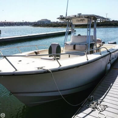 Kencraft Challenger 235 TE, 24', for sale - $35,000