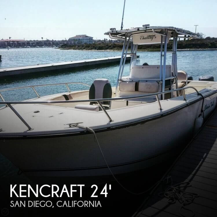 Used Kencraft Boats For Sale by owner | 2002 Kencraft 24