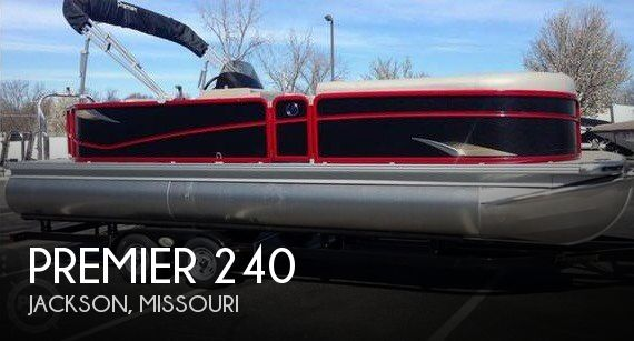 Used Boats For Sale in Kentucky by owner | 2017 Premier Pontoons 24