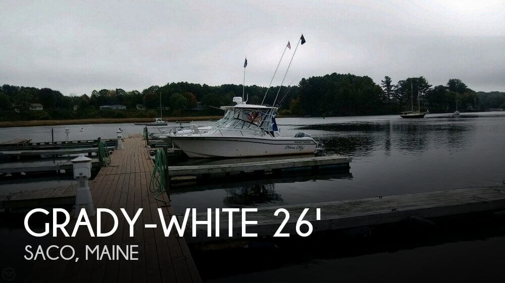 Used Grady-White Boats For Sale by owner | 2003 Grady-White 26