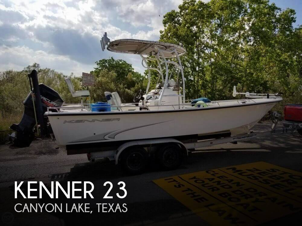 Used Kenner Boats For Sale by owner | 2000 Kenner 23