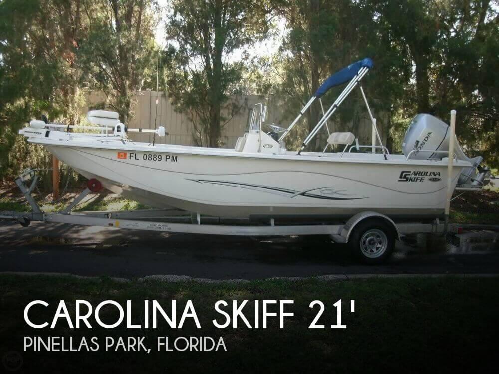 Used Carolina Skiff 21 Boats For Sale by owner | 2013 Carolina Skiff 21