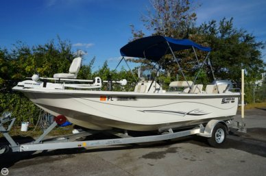 Carolina Skiff 218 DLV, 21', for sale - $21,000