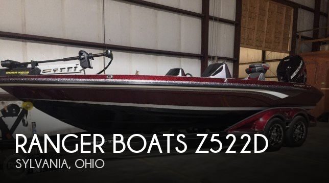 Used Power boats For Sale in Ohio by owner | 2017 Ranger Boats 22