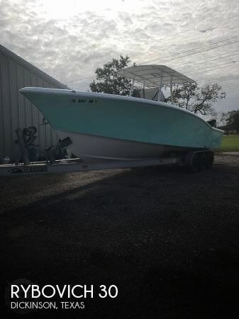 Used Boats For Sale in Houston, Texas by owner | 1985 Rybovich 30