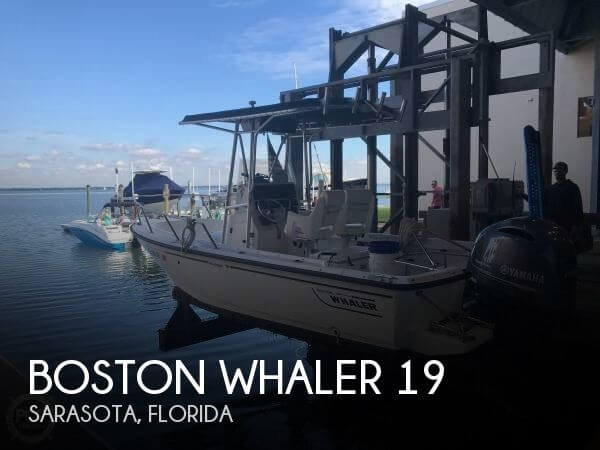 Used Boston Whaler 19 Boats For Sale by owner | 1998 Boston Whaler 19