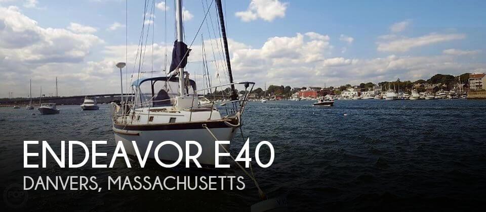 1981 Endeavor E40