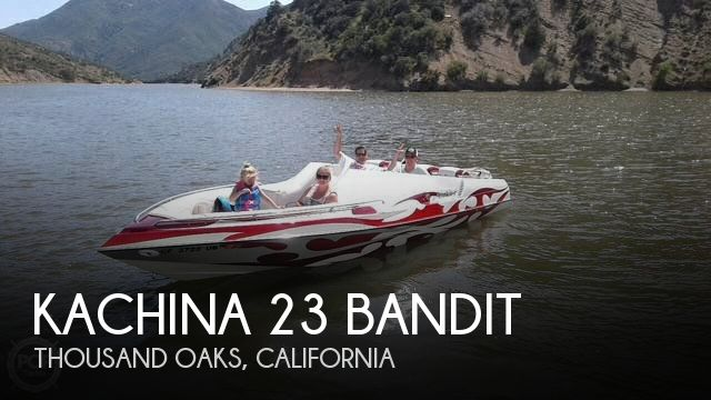 Used KACHINA  Boats For Sale by owner | 2006 Kachina 23