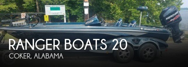 Used Boats For Sale in Birmingham, Alabama by owner | 2015 Ranger Boats 20