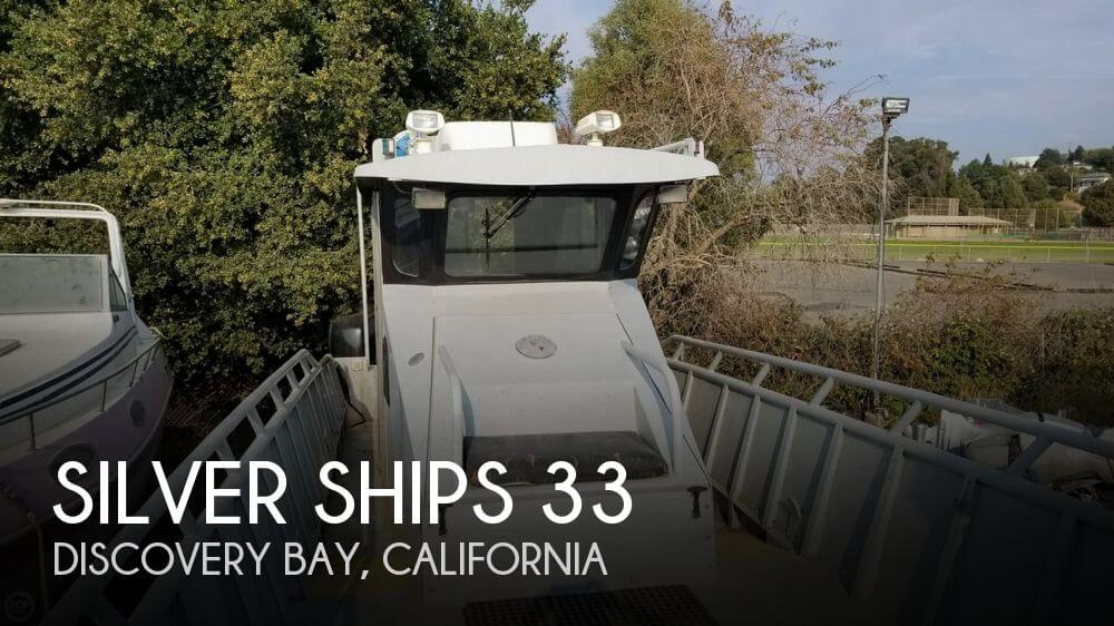 Used Boats For Sale in San Jose, California by owner | 2003 Silver Ships 33