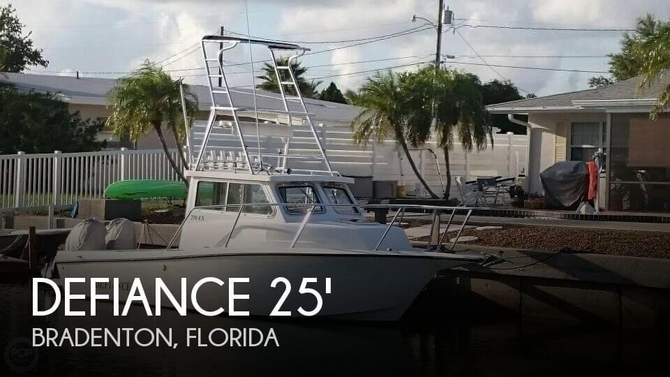 2008 Defiance Admiral 250 EX - Photo #1