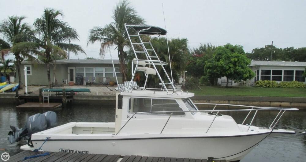 2008 Defiance Admiral 250 EX - Photo #6