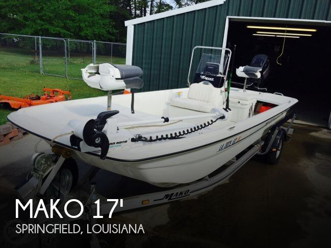 Used MAKO 17 Boats For Sale by owner | 2013 Mako 17