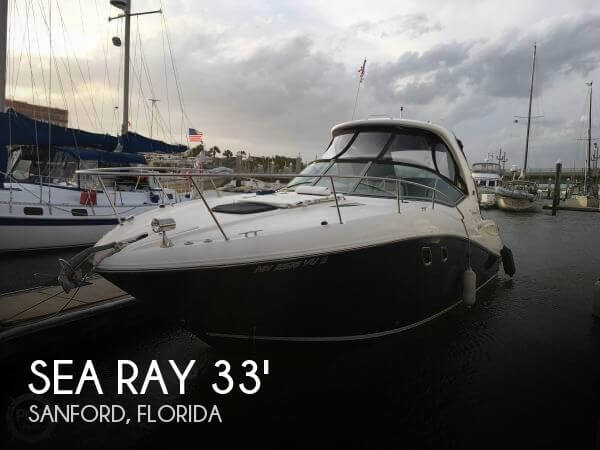2008 Sea Ray 33 - image 1