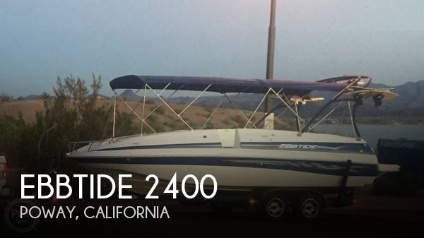 Used Deck Boats For Sale in California by owner | 2006 Ebbtide 24