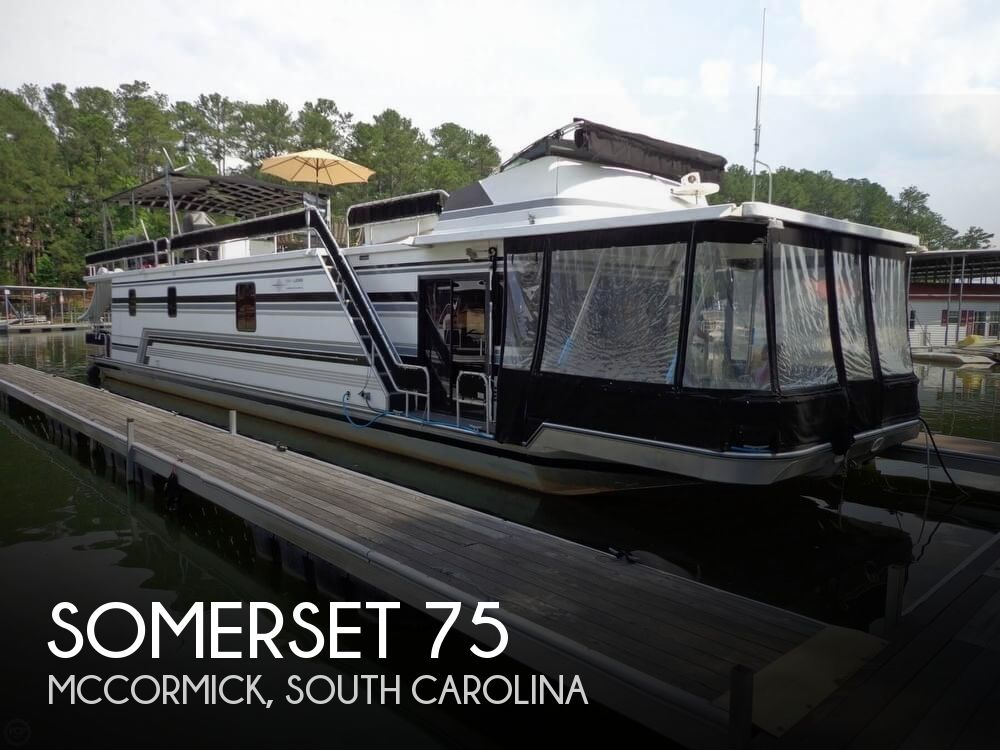 1990 SUMERSET HOUSEBOATS 75 for sale