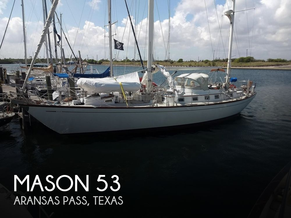 Used Boats For Sale in Texas by owner | 1984 Mason 53