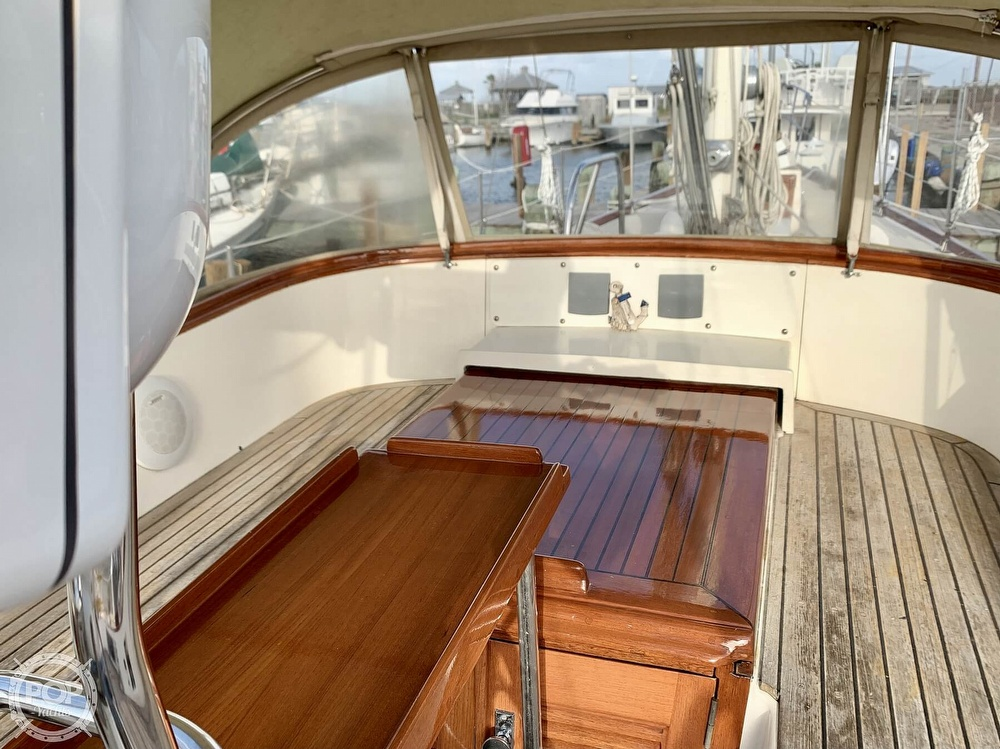 1984 Mason boat for sale, model of the boat is 53 & Image # 22 of 40