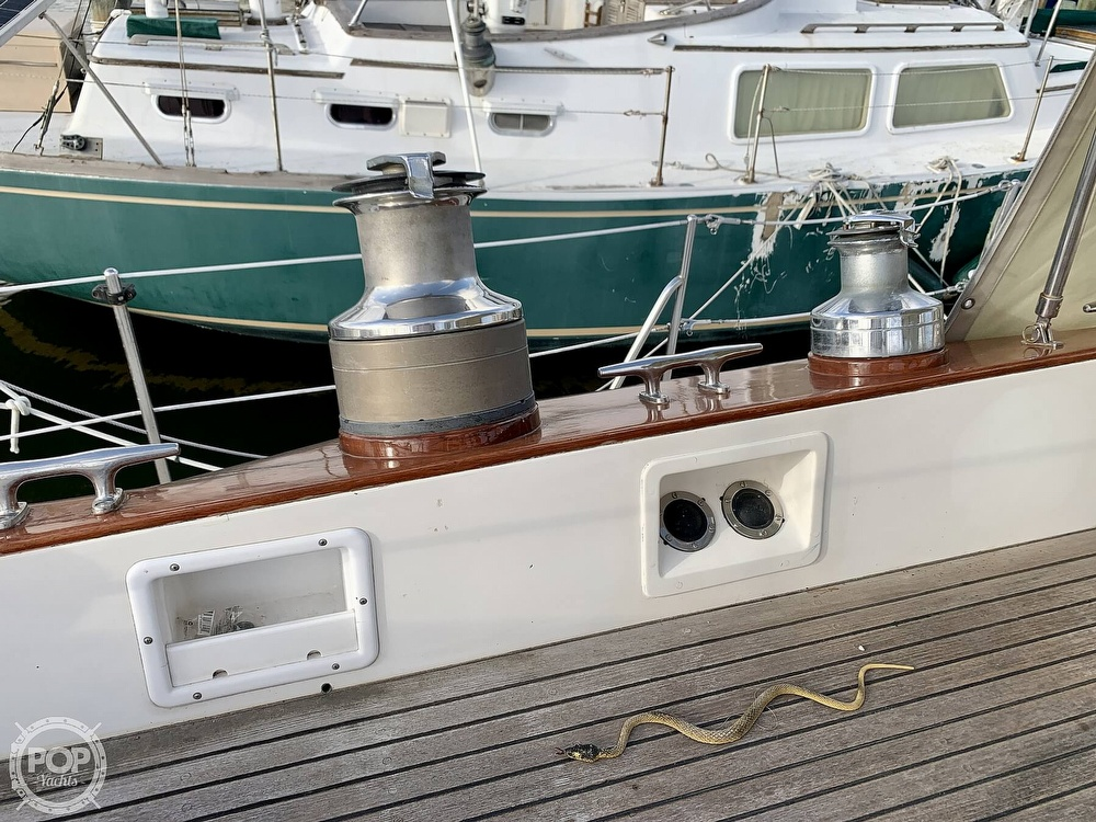 1984 Mason boat for sale, model of the boat is 53 & Image # 23 of 40
