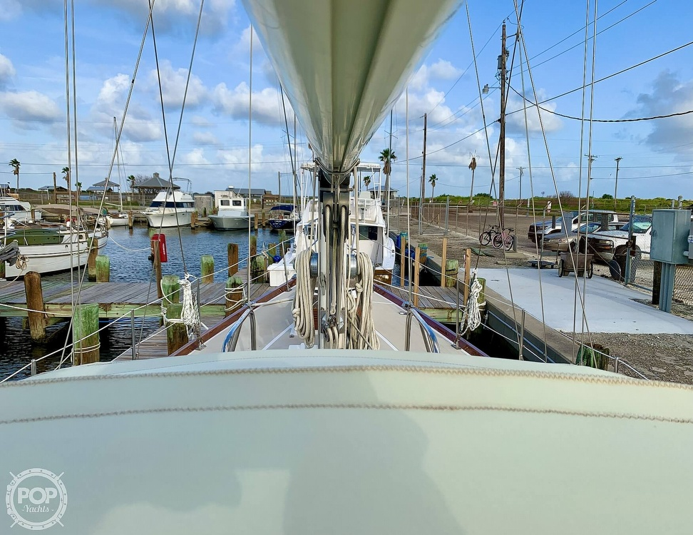 1984 Mason boat for sale, model of the boat is 53 & Image # 24 of 40