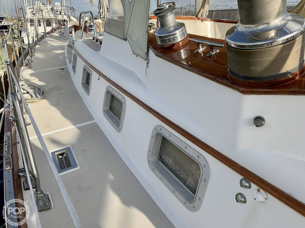 1984 Mason boat for sale, model of the boat is 53 & Image # 32 of 40