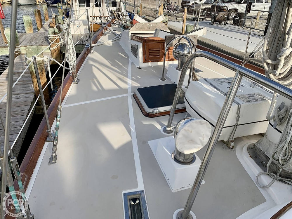 1984 Mason boat for sale, model of the boat is 53 & Image # 35 of 40