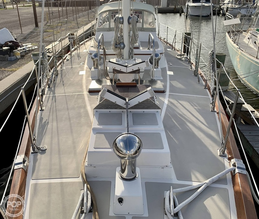 1984 Mason boat for sale, model of the boat is 53 & Image # 11 of 40