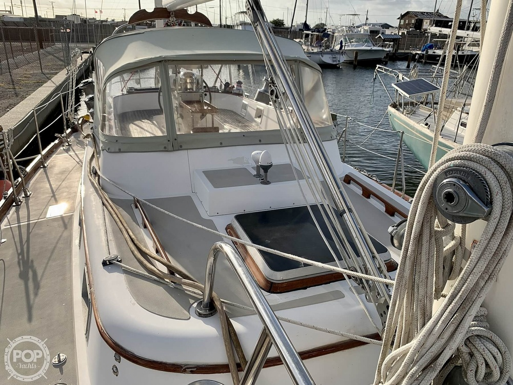 1984 Mason boat for sale, model of the boat is 53 & Image # 13 of 40