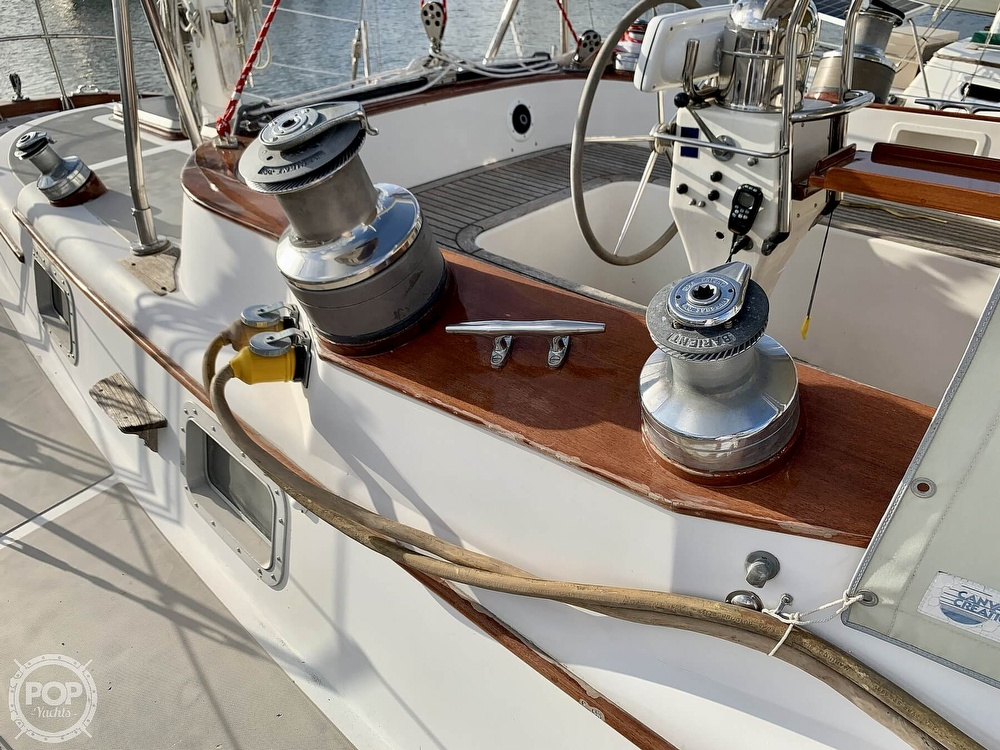 1984 Mason boat for sale, model of the boat is 53 & Image # 15 of 40