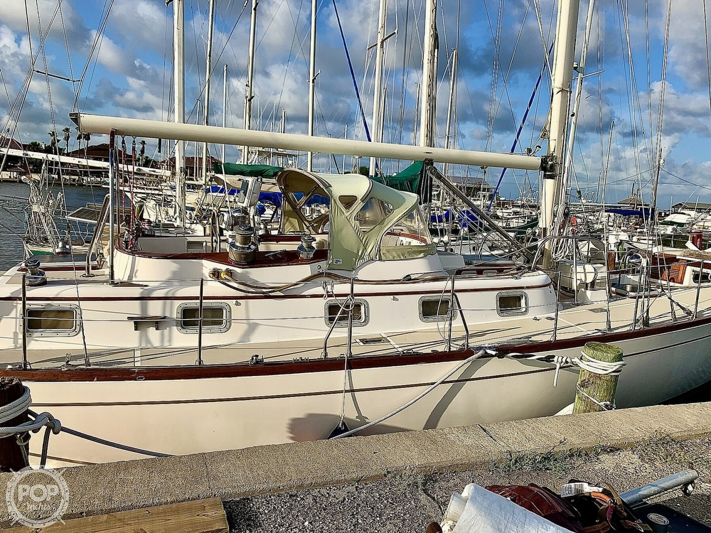 1984 Mason boat for sale, model of the boat is 53 & Image # 4 of 40