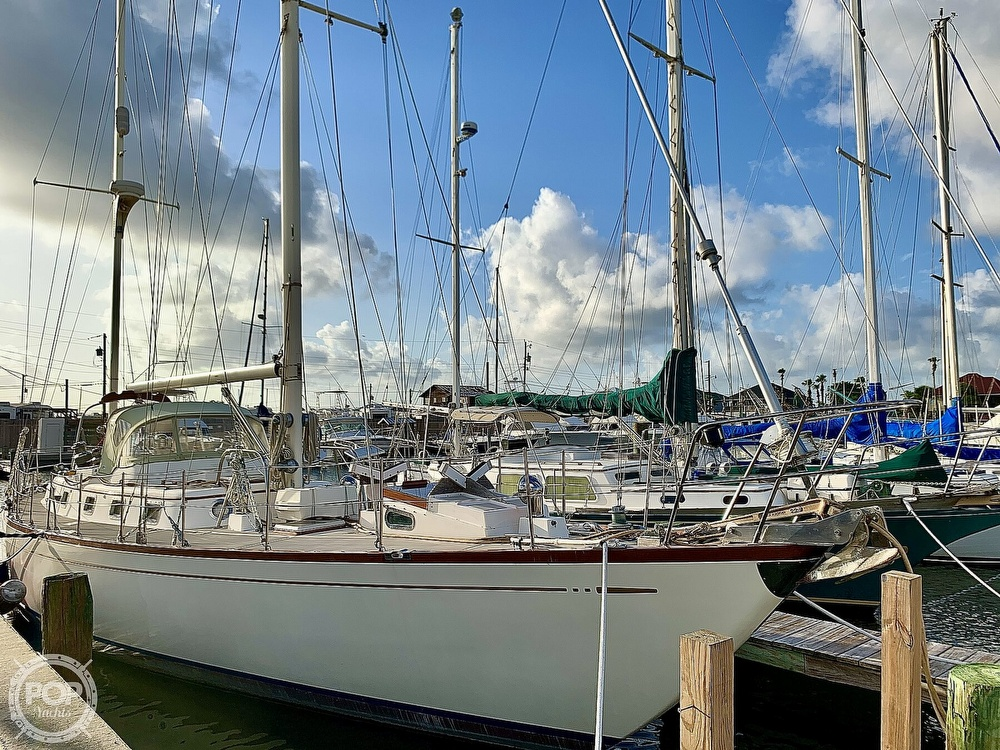 1984 Mason boat for sale, model of the boat is 53 & Image # 3 of 40