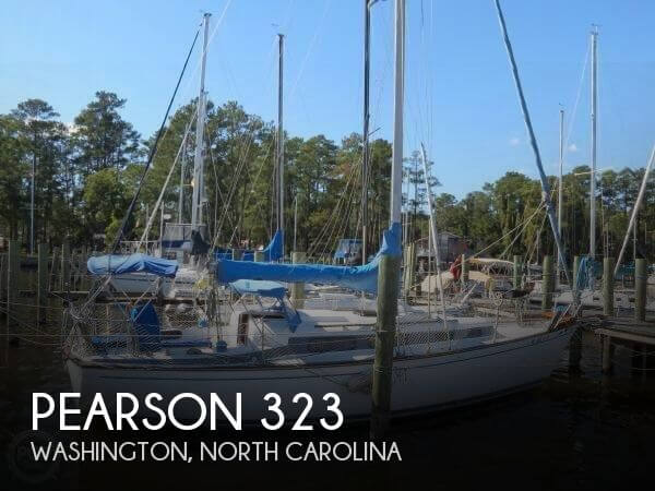 Used Sailboats For Sale in North Carolina by owner | 1981 Pearson 32