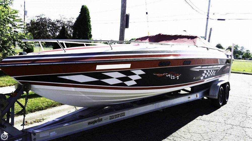 1989 Baja Force 28 For Sale