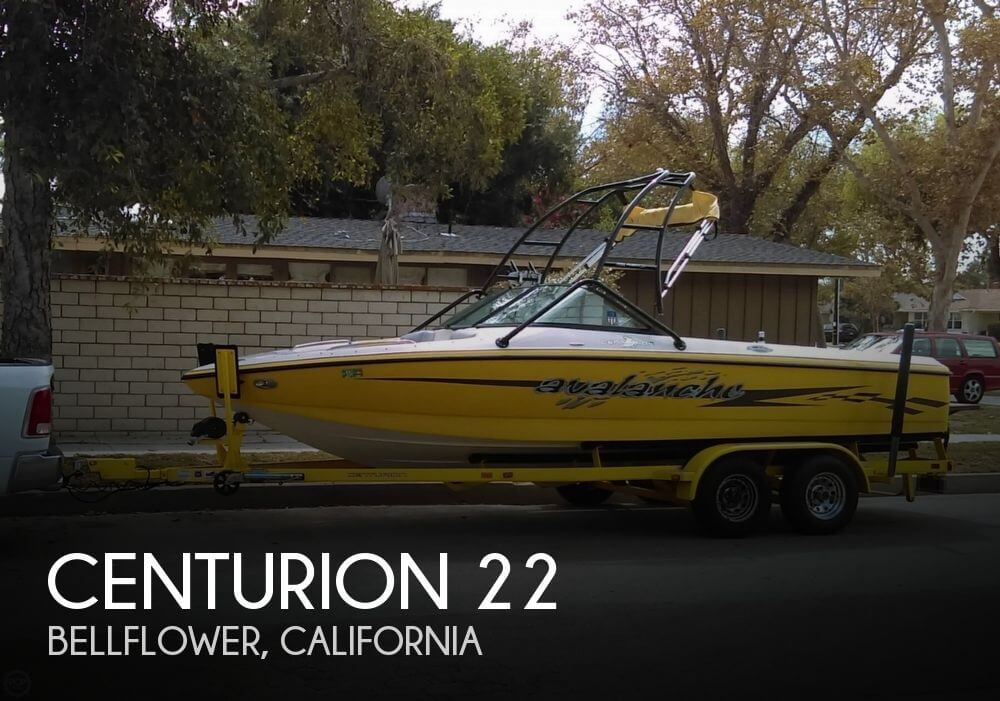 Used Centurion Boats For Sale by owner | 2003 Centurion 22