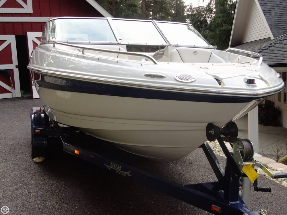 SOLD: Crownline 200 LS boat in Woodinville, WA | 142478