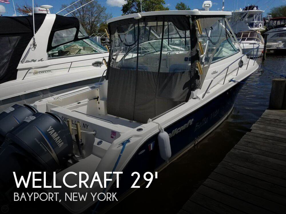 Used Wellcraft Boats For Sale by owner | 2008 Wellcraft 29