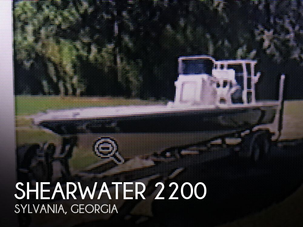 Used Ski Boats For Sale in Georgia by owner | 2010 Shearwater 2200