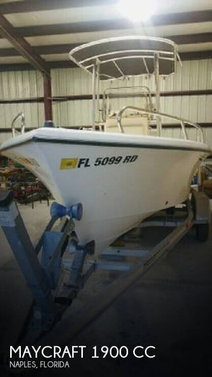 Used Maycraft Boats For Sale by owner | 2007 Maycraft 18